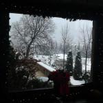 Θέα το χειμώνα